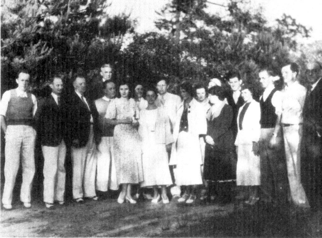 1933-1934 – Louise B. Draper